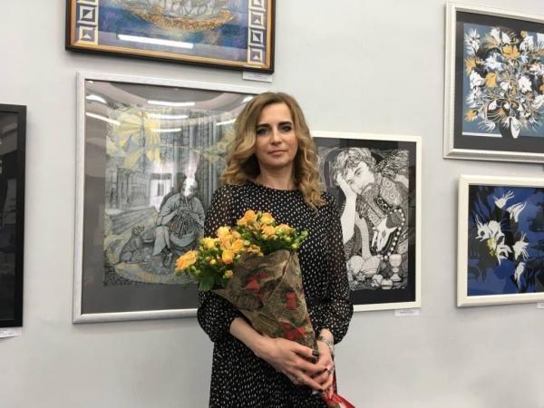 В выставочном зале «Меценат» выставка «Философия отражения»