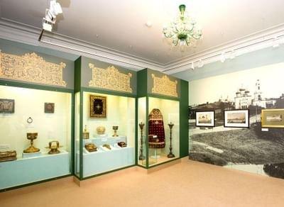 Выставка «Дом святого Спаса»
