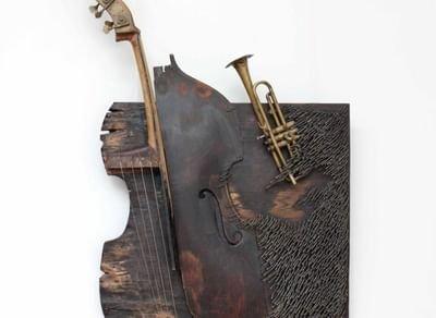 Выставка «Музыка. Ритмы искусства»