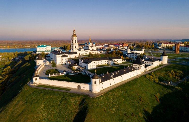 Турфирма «Городища» Тобольск- столица Сибири.
