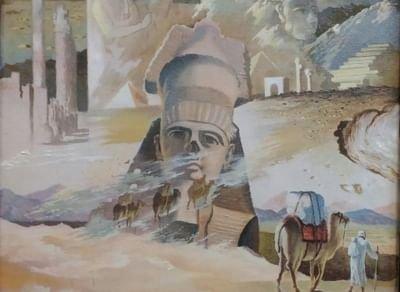 Выставка «Миф как реальность»