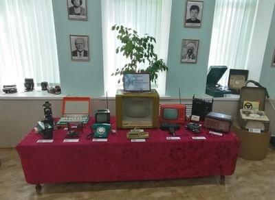 Выставка «Избранное. Изистории техники»