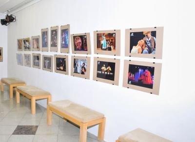 Выставка «Театральный БлогПост»