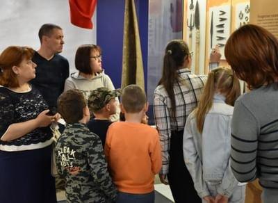 Экскурсия поНижневартовскому краеведческому музею