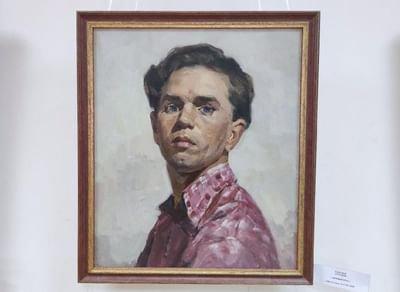 Выставка работ художника Михаила Заева,