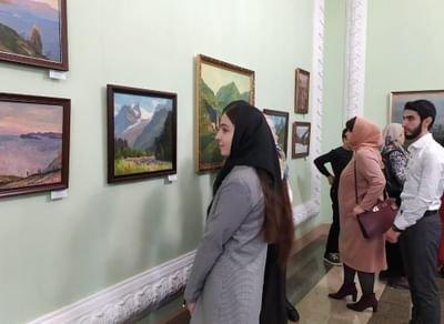 Выставка «Месяц паломничества»