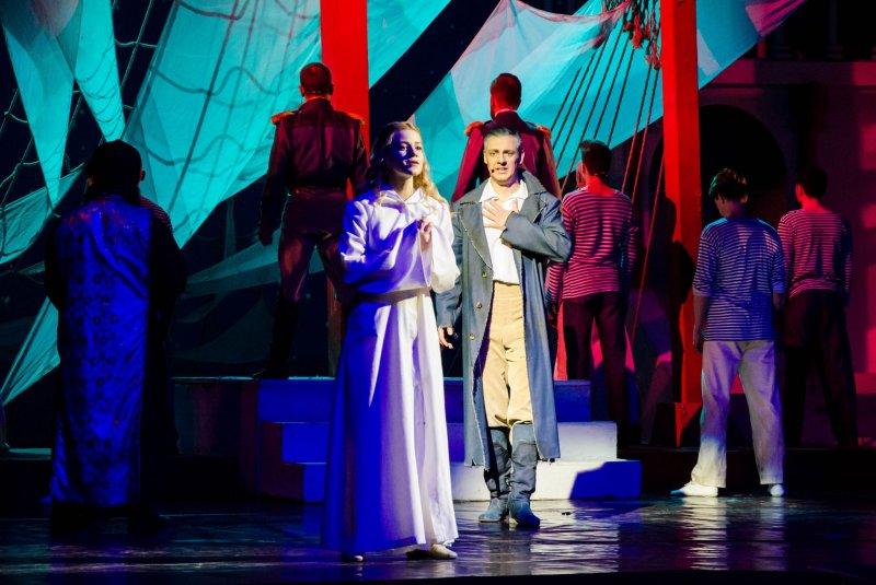 СПЕКТАКЛИ Рок-опера «Юнона и Авось» КРАСНОЯРСКИЙ МУЗЫКАЛЬНЫЙ ТЕАТР ,