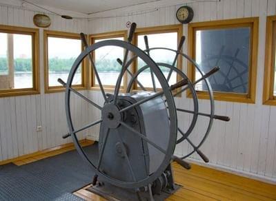 Экскурсия «Тайны старого парохода»,