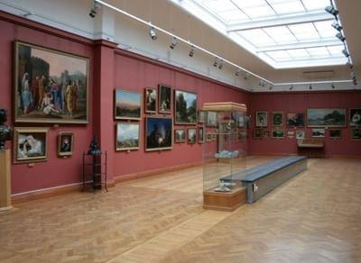 Выставка «Русское искусство XVIII— начала ХХвека»