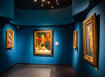 Выставка «Западноевропейское искусство («Тагильская Мадонна...,