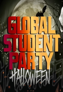 Global Student Party. Halloween