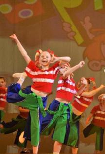 Театр танца Мечта. Юбилейный концерт