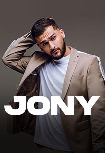 JONY в Белгороде