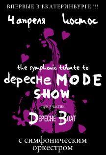 DEPECHE MODE the symphonic tribute show