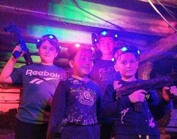 Lasertag Aktobe