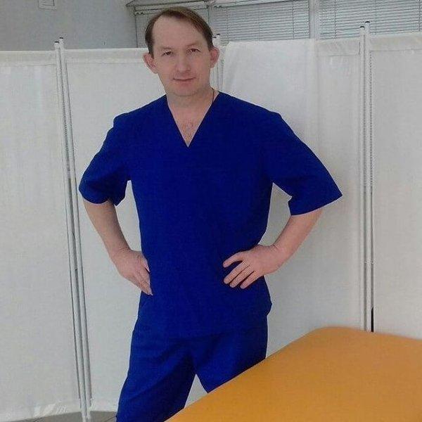 Кабинет массажа Александра Мордасова