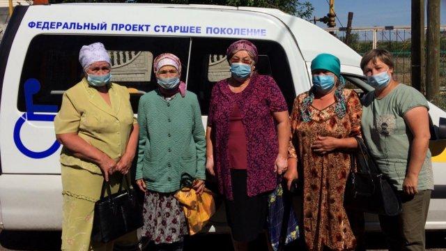 В Лениногорске продолжается реализация национального проекта «Демография»