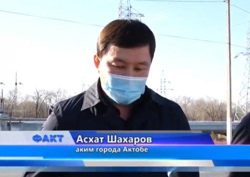 Безопасность и качество актюбинских дорог сегодня проверил Асхат Шахаров