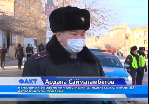 Перед ТЦ «Астана» может появиться парковка