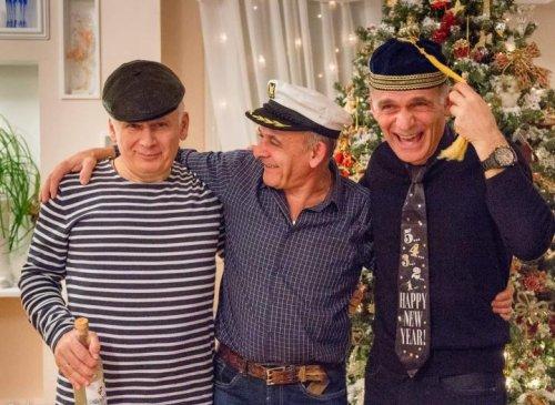 Как встречают Новый год русские эмигранты