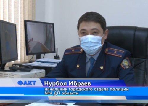 В ночь на 17 января в селе Пригородное произошло разбойное нападение