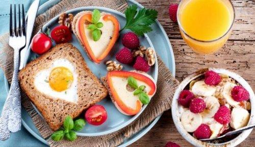 5 лучших идей для завтрака.
