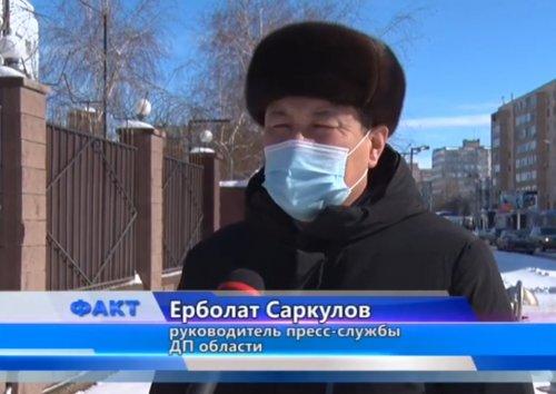 За два последних месяца 11 человек погибли на дорогах Актюбинской области