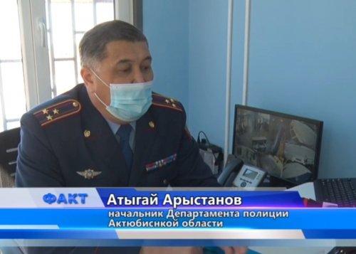Начальник областного ДП лично проконсультировал граждан по правовым и социальным вопросам