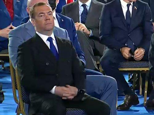 Заявление Медведева об Украине