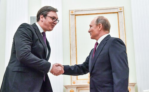 Сербия никогда не поддержит санкции против России