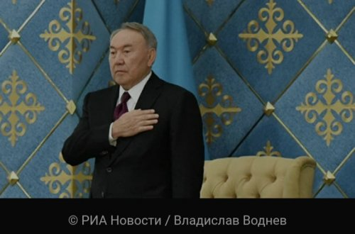 Токаев предложил кандидатуру Назарбаева на пост главы Совета мудрецов СВМДА