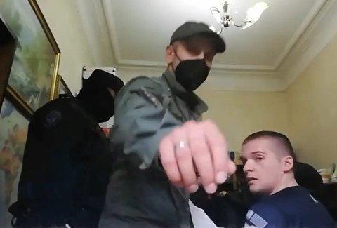 За арестованного экс-штабиста Навального поручились коммунисты