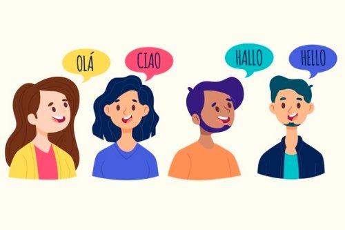 Почему люди не говорят на одном языке?