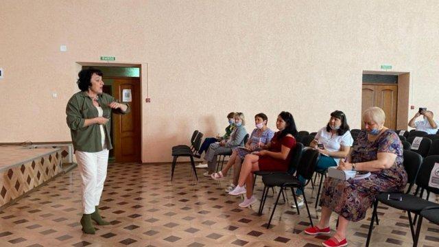 В Лениногорске состоялся обучающий семинар-практикум для некоммерческих организаций