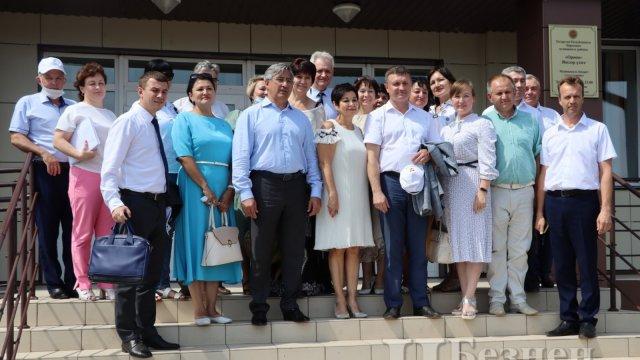 В Черемшане прошло выездное заседание в рамках Года родных языков и народного единства