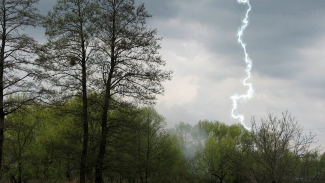 Консультация - предупреждение об интенсивности метеорологических явлений на территории Республики Татарстан