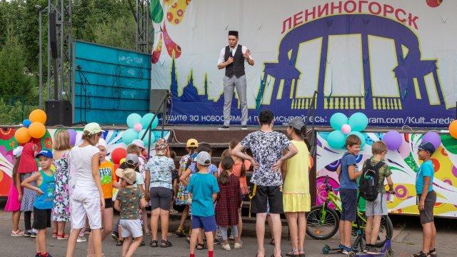 Праздник Курбан-байрам отметили в Лениногорске