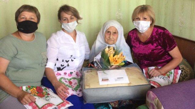 В Лениногорском муниципальном районе продолжается реализация социально-гуманитарного проекта «У войны не женское лицо…»