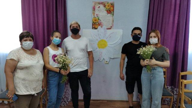 Специалисты центра «Логос»  провели мероприятия, посвященные Дню семьи, любви и верности