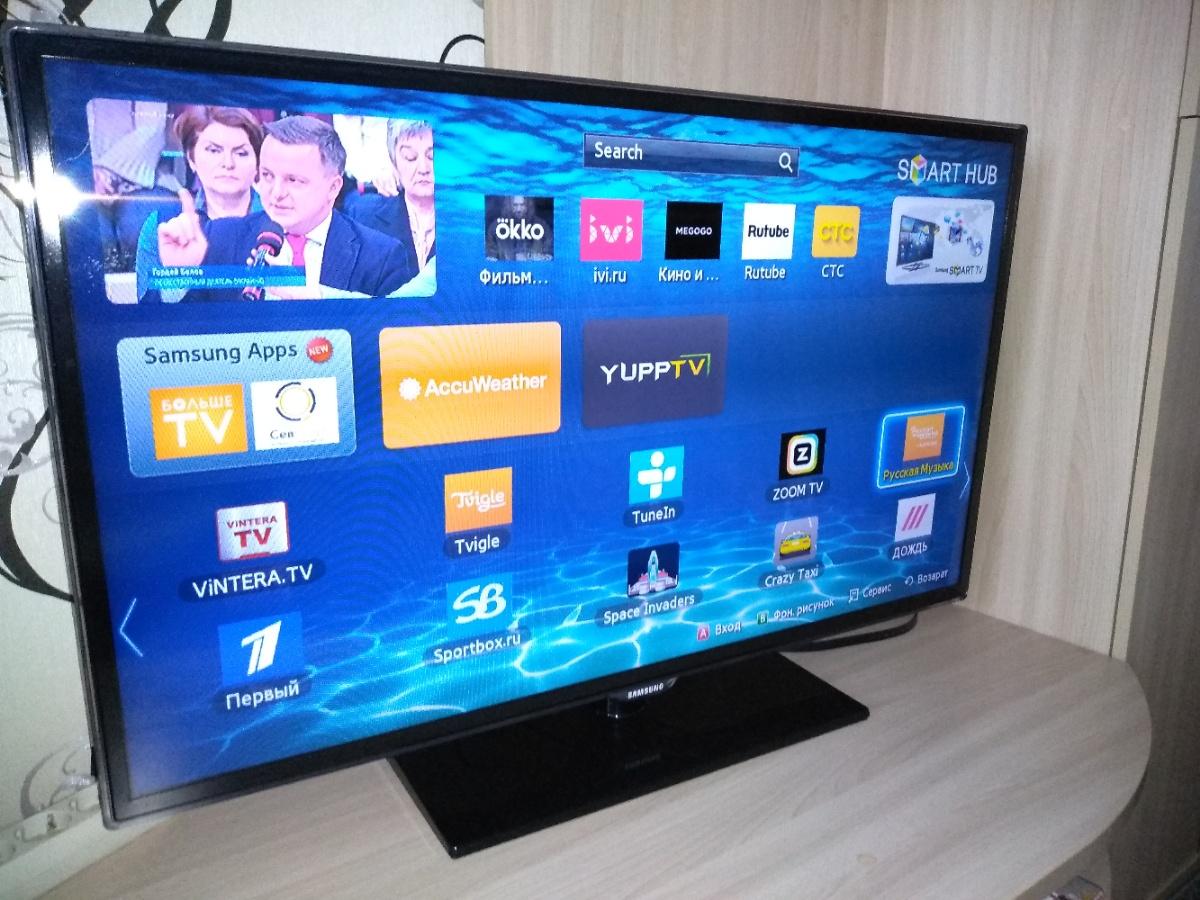 Телевизор Самсунг 102см