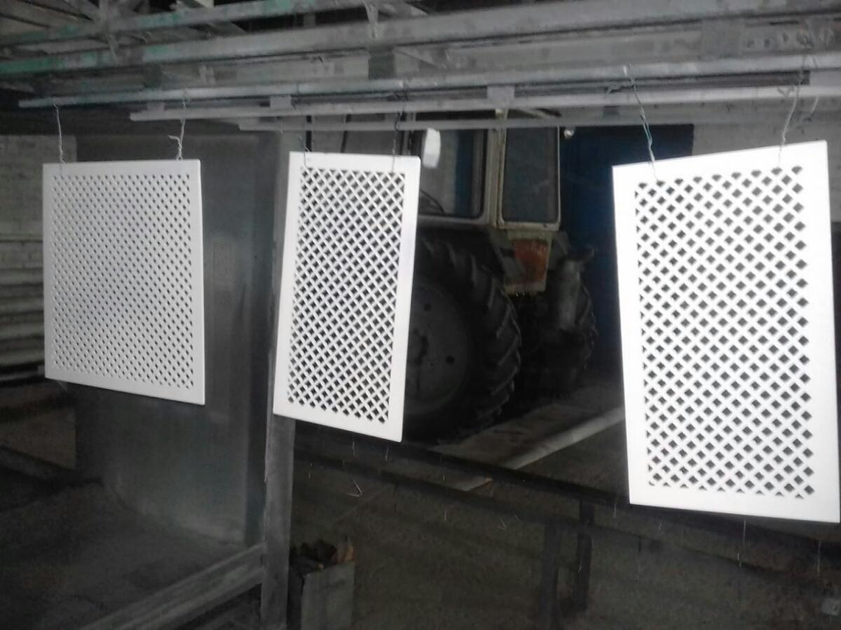 Решетки для вентиляции