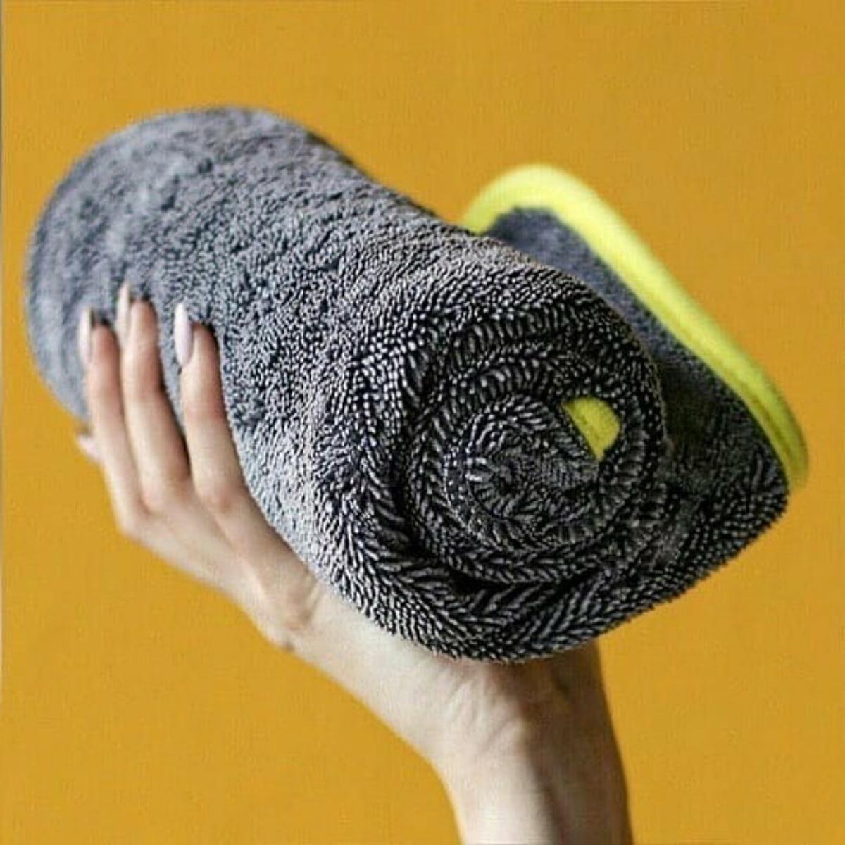 Волшебное полотенце для автомобиля