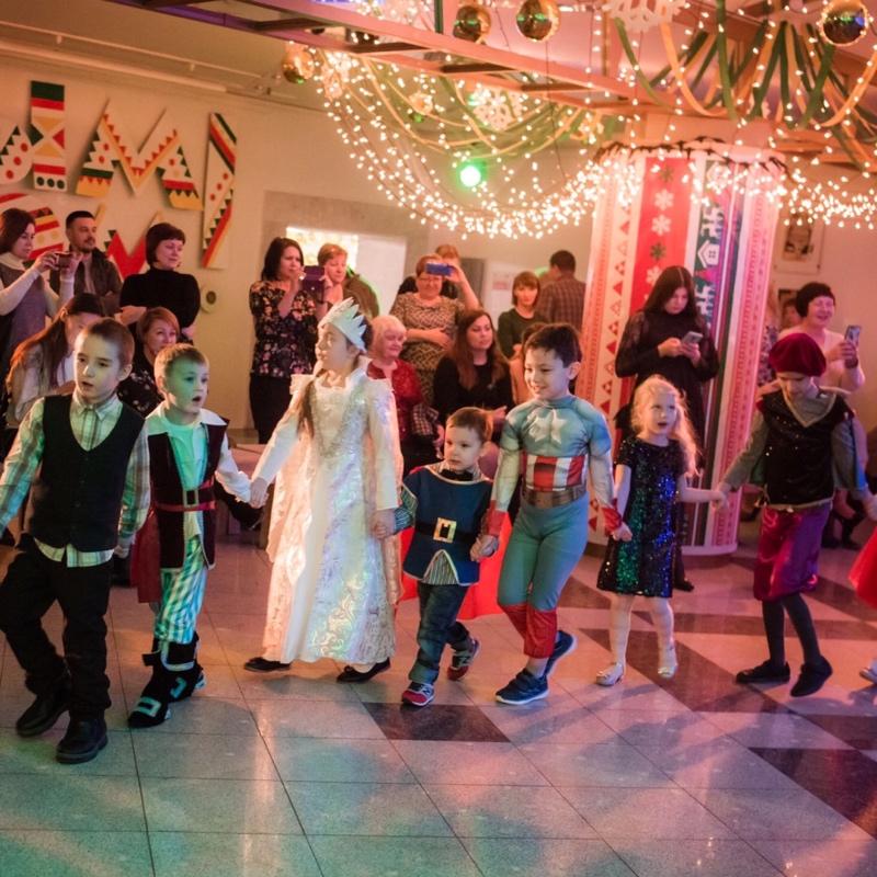 Новый год для всей семьи в театре!, Городской драматический театр, Нижневартовск