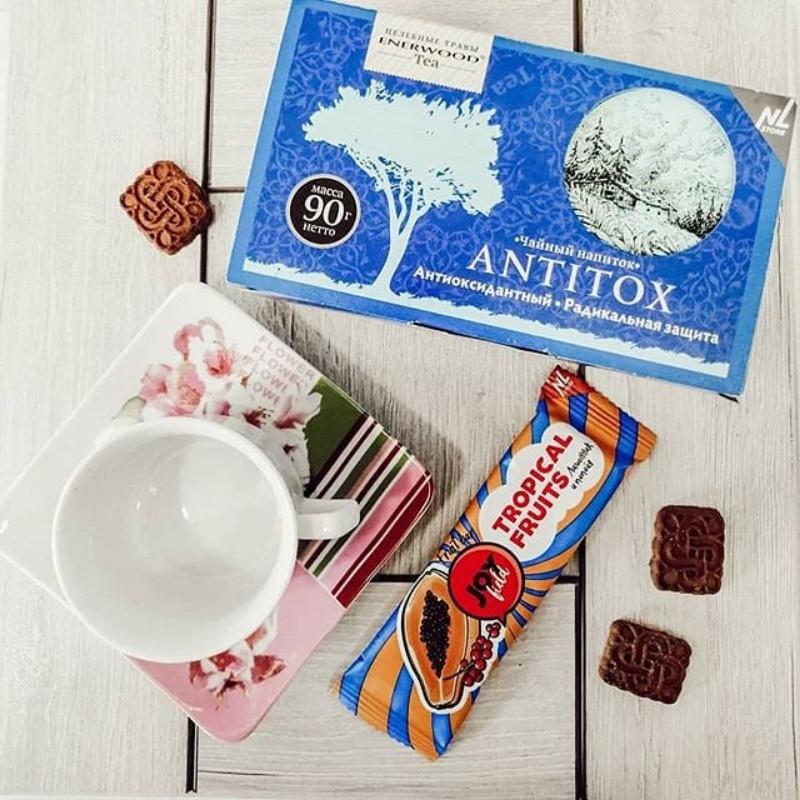 Чай от похмелья, NL store, Чита