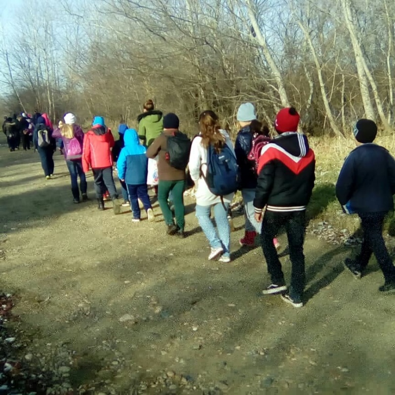 🏃♂️🏃♀️, Туристы Кубани, Курганинск