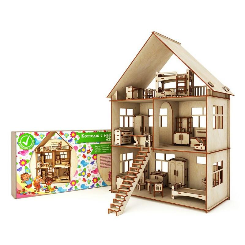Домики из дерева в наличии., Интернет магазин Mery-Shop, Мирный
