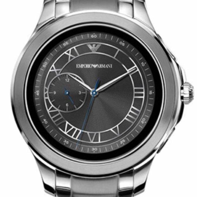 Умные часы Emporio Armani
