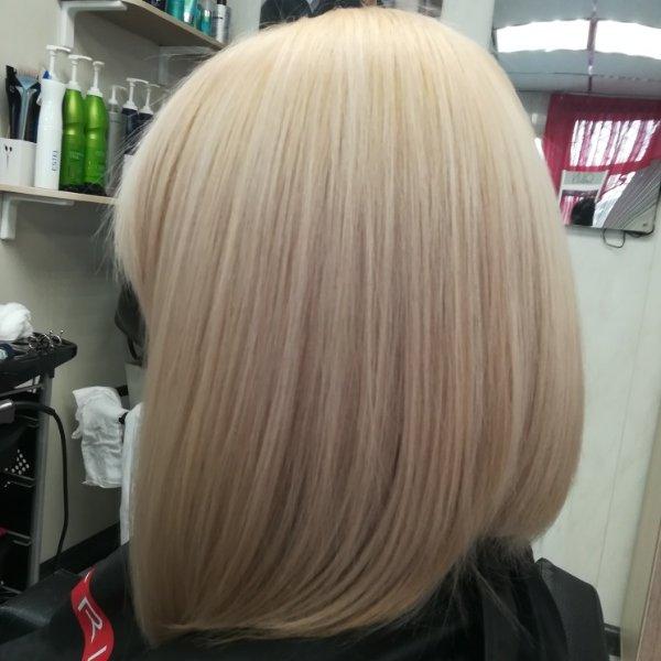 Сложное окрашивание от Мобильный парикмахер 💇 kurkhuli-85@mail.ru