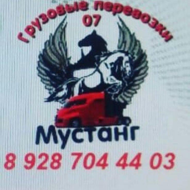 Грузоперевозки  Мустанг,Грузовые перевозки и переезды по РФ,Нальчик