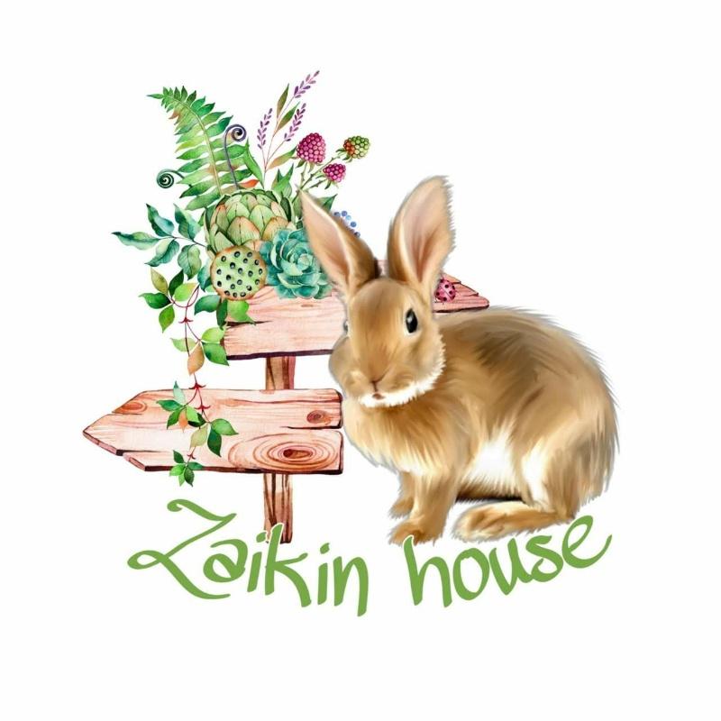 Zaikin House - цветочный домик,Цветы,Тюмень